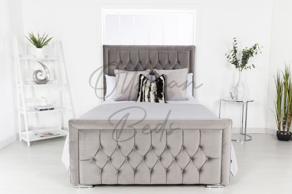 Mayfair ottoman bed 1