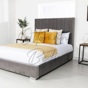 rosewood ottoman bed 2