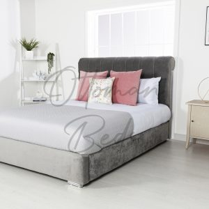Knightsbridge ottoman bed 2