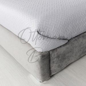 Knightsbridge ottoman bed 3