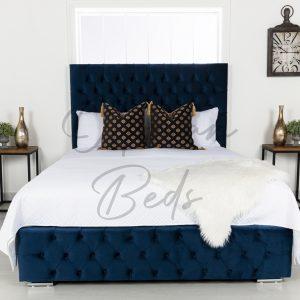 regency ottoman bed